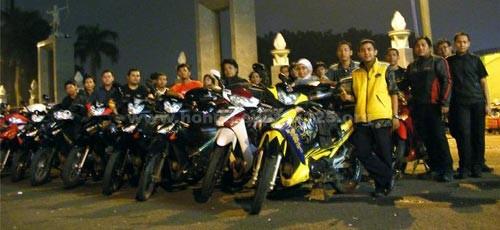 Lokasi Kopdar HSX 125 Community