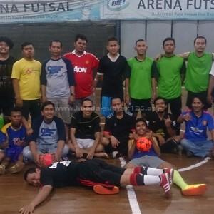 Turnamen futsal HUT milis ke-10